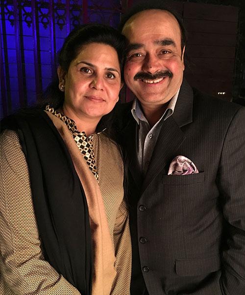 Raj & Rani Bajaj